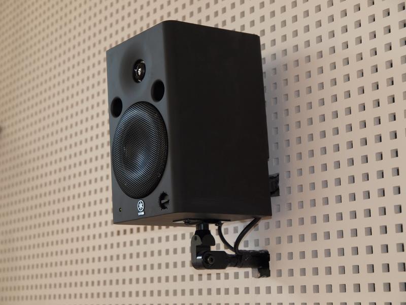 Akusticka obrada - primjer montaze zvucnika na obadjenu povrsinu